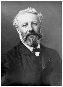 Biografie, Werk und Bildnisse von Jules Verne...