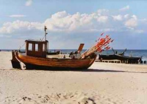 Ein schöner Strandspaziergang über Heringsdorf nach Ahlbeck