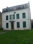 Besuch in Le Crotoy: Das Haus, in dem Jules Verne 5 Jahre gelebt hat