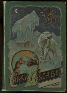 Verlag Meidinger, Cäsar Cascabel, Buchdeckel der 1. Auflage. (1891)