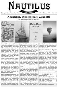 Nautilus_Nr. 1 / Februar 2001